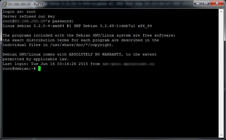 что означает срок регистрации домена истек на
