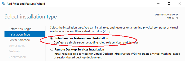Setting up an FTP server on Windows Server 2016