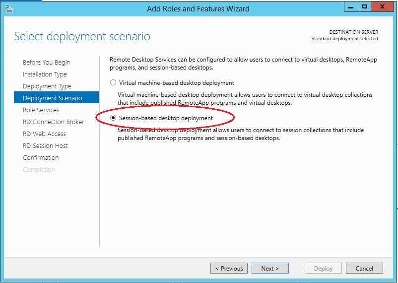 Shadow Copy Mode in Active Directory--Deployment Scenario